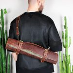 BBQ Leather Roll - 3