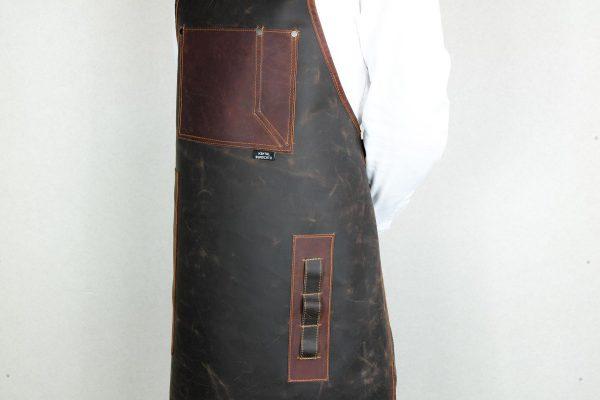 Rigid Leather Apron - 6