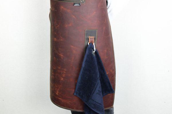 Rigid Leather Apron - 3