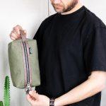 Mentalist Dopp Kit BLCK / HRTG - 3